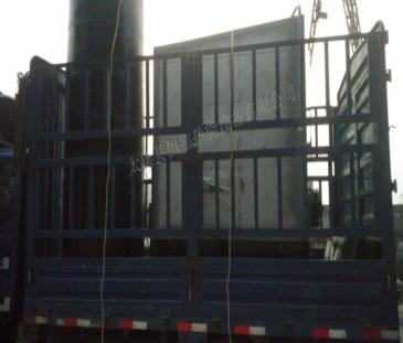 发往安徽免检0.3吨环保生物质蒸汽锅炉