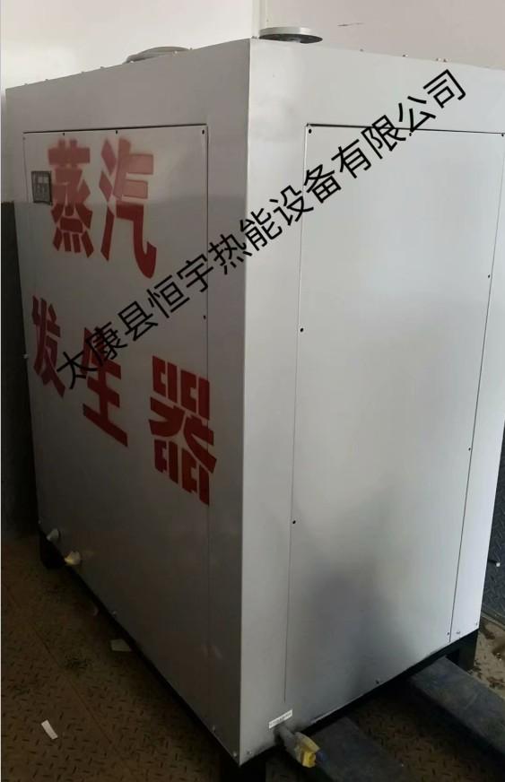 发往黑龙江铁力市200公斤燃气蒸汽锅炉