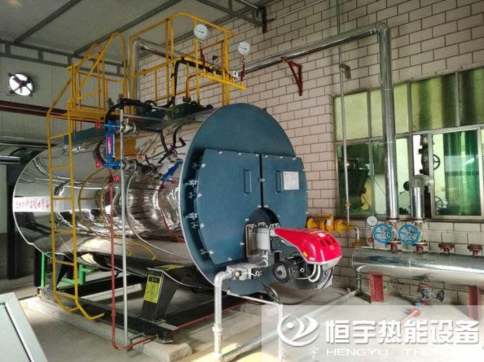 WNS燃气蒸汽锅炉