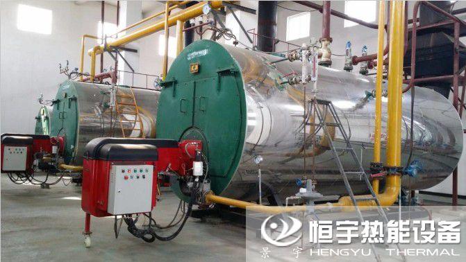 CWNS卧式燃气热水锅炉