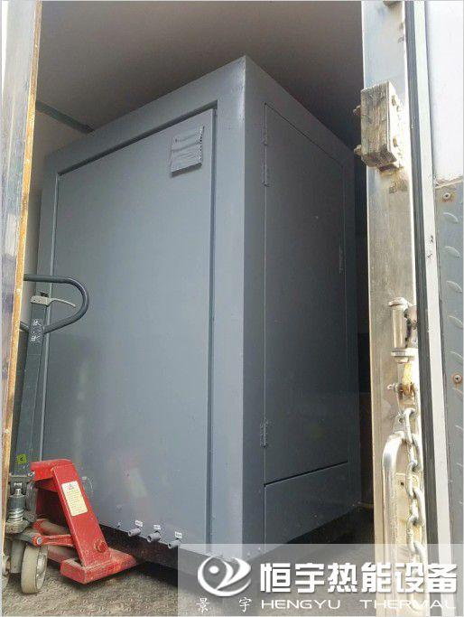 发往湖南免检蒸发量300公斤免检燃油蒸汽锅炉