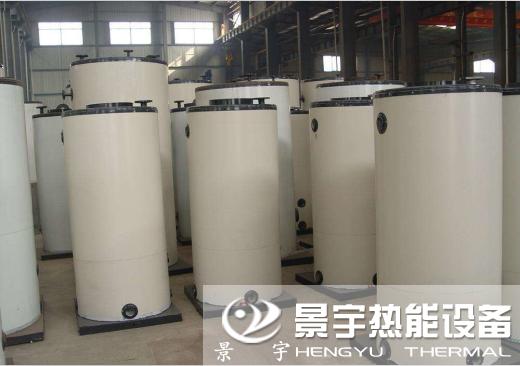 立式低氮燃气蒸汽锅炉
