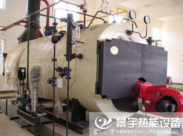 WNS卧式燃气蒸汽锅炉图片
