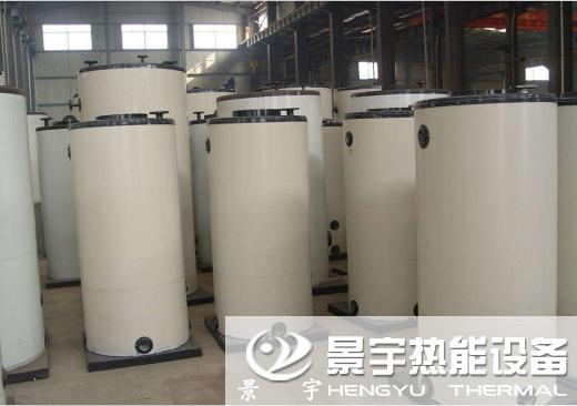 CLHS立式燃气热水锅炉图片
