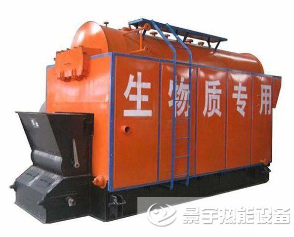 卧式生物质蒸汽锅炉图片