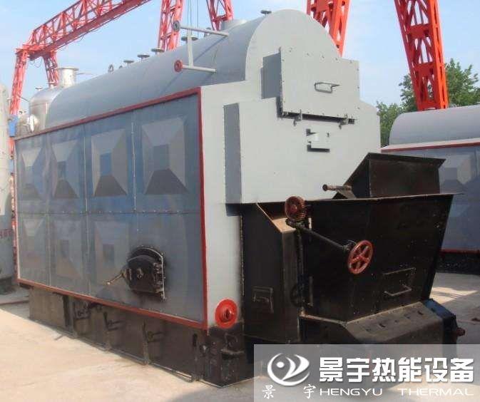 DZL链条燃煤蒸汽锅炉