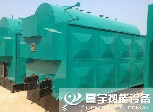 CDZH卧式燃煤热水锅炉