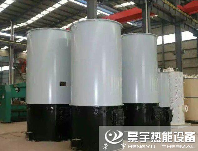 立式燃煤热风炉