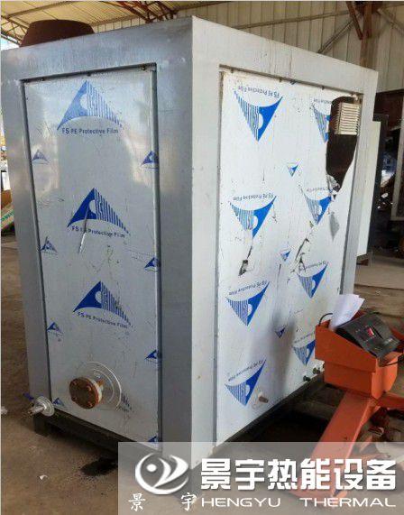 蒸发量300公斤燃气锅炉发往山东潍坊