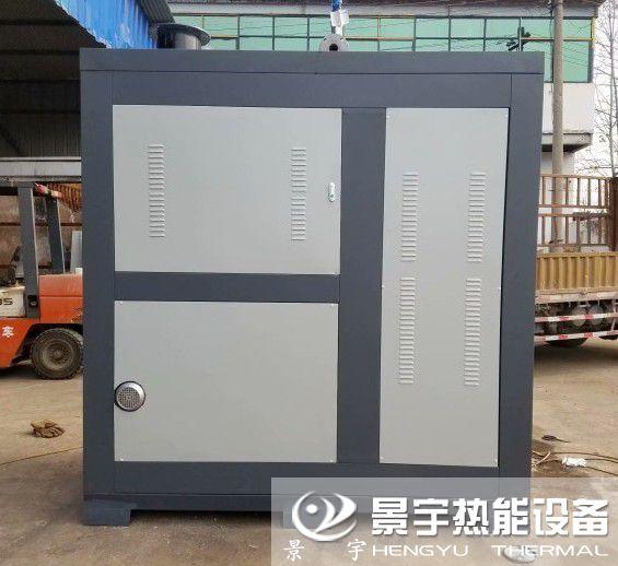 1吨超低氮燃气蒸汽锅炉发往辽宁锦州