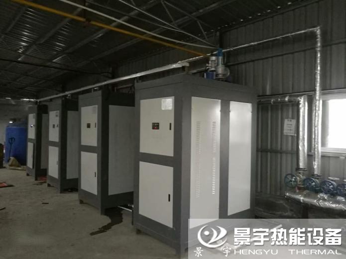 蒸发量0.5吨低氮燃气锅炉4台发往浙江宁波