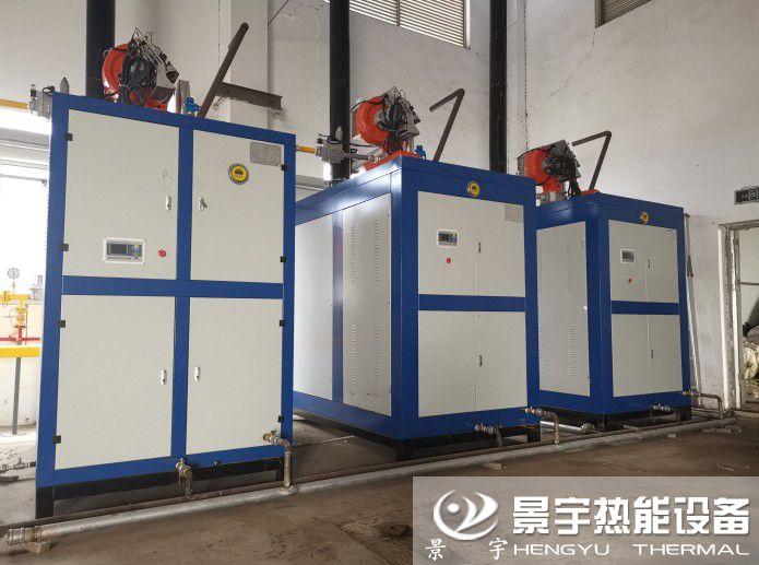 低氮1吨燃气蒸汽锅炉发往浙江台州