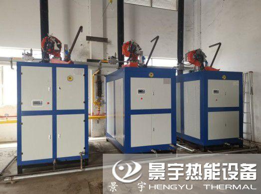 超低氮1吨燃气蒸汽锅炉发往浙江台州