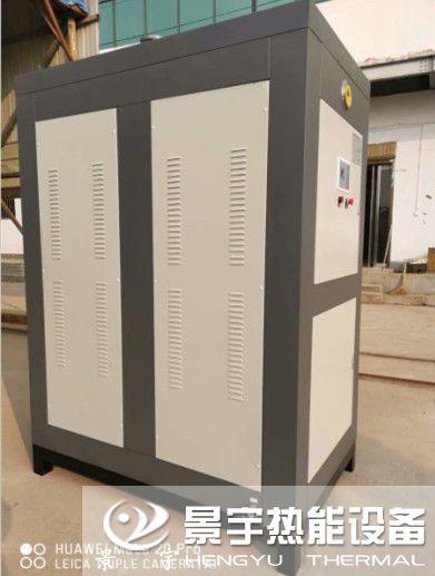 发往湖北省荆州500公斤超低氮燃气锅炉