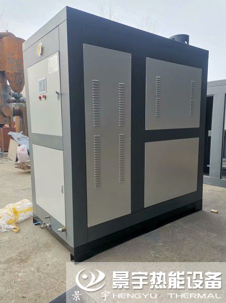 蒸发量1吨免检燃气蒸汽锅炉发往辽宁营口