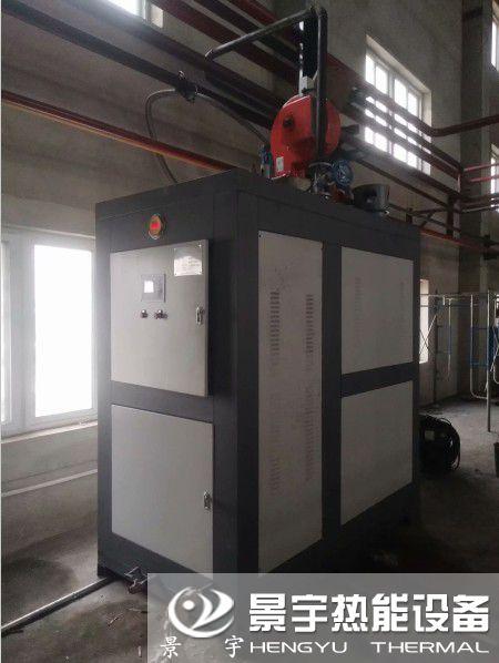 景宇免检燃气蒸汽锅炉氮氧化物排放30毫克以下