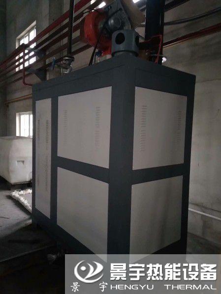 超低氮蒸发量1吨燃气蒸汽锅炉发往辽宁省阜新