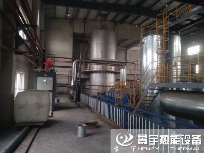 河南景宇热能设备有限公司喷淋式锅炉案例图片
