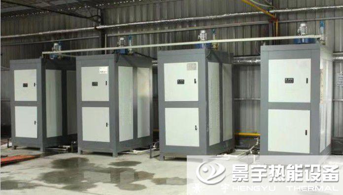 蒸发量0.5吨低氮燃气蒸汽锅炉4台发往浙江宁波