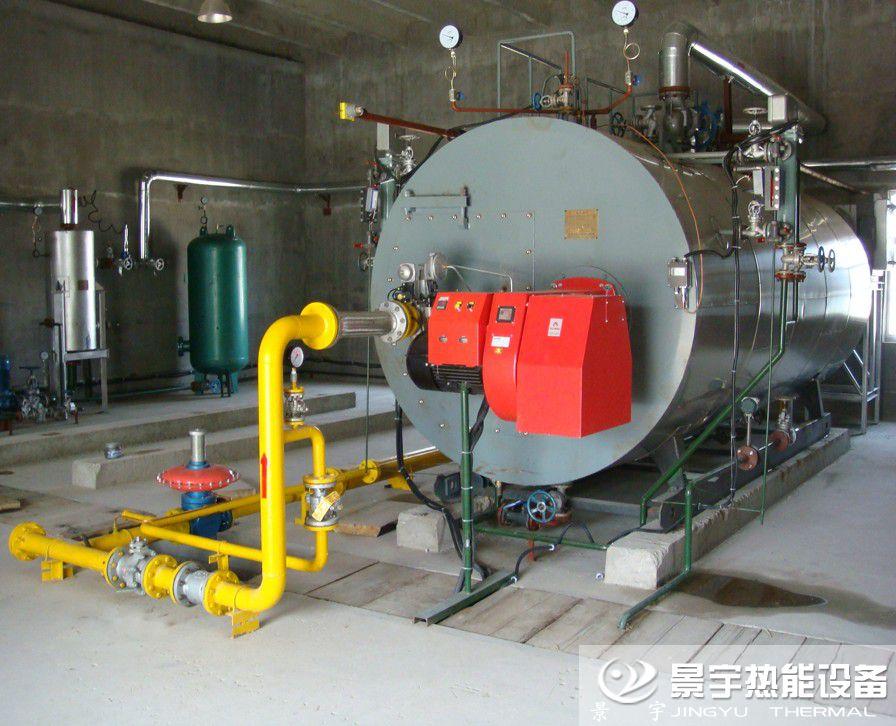 WNS全自动燃气蒸汽锅炉