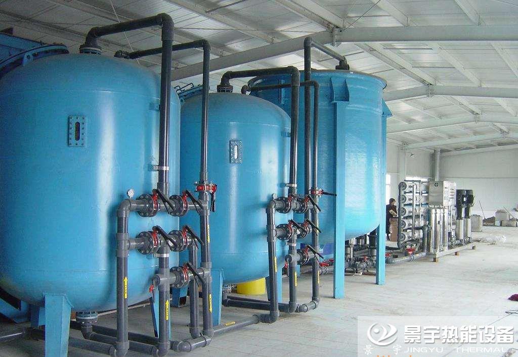 燃气锅炉除氧器(除氧水箱)的工作原理